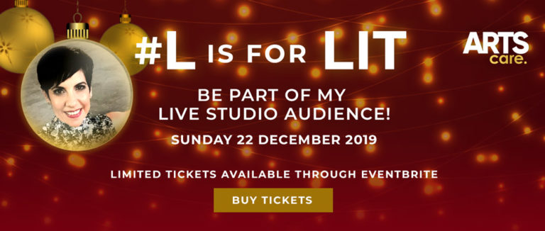 Live Studio Audience Event, 22 December 2019, Buy Tickets